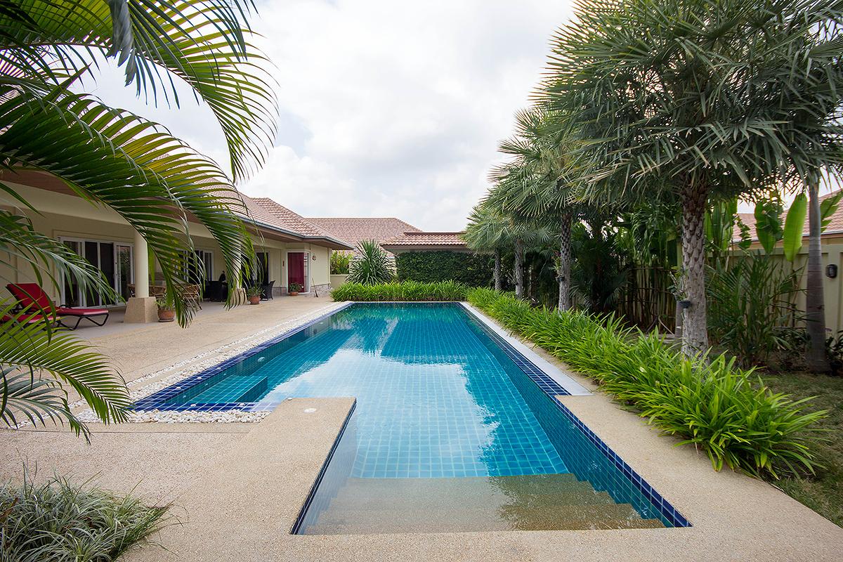 Luxury Pool Villa for Sale Hua Hin Soi 88