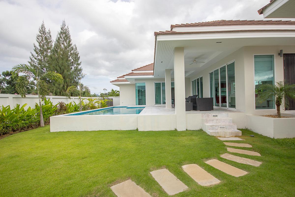 Pool Villa for Sale at Wood Land Hua Hin 88