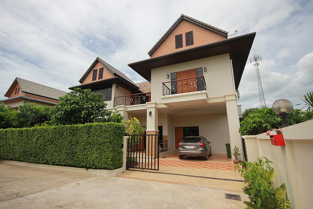 High Quality Pool Villa for Sale Hua Hin Soi 6
