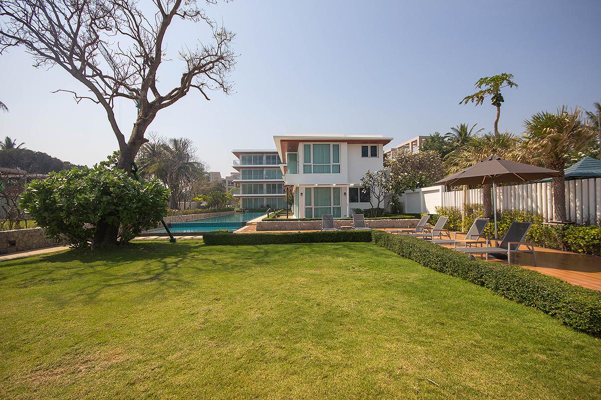2 Bedroom Beach Front Condominium for Sale