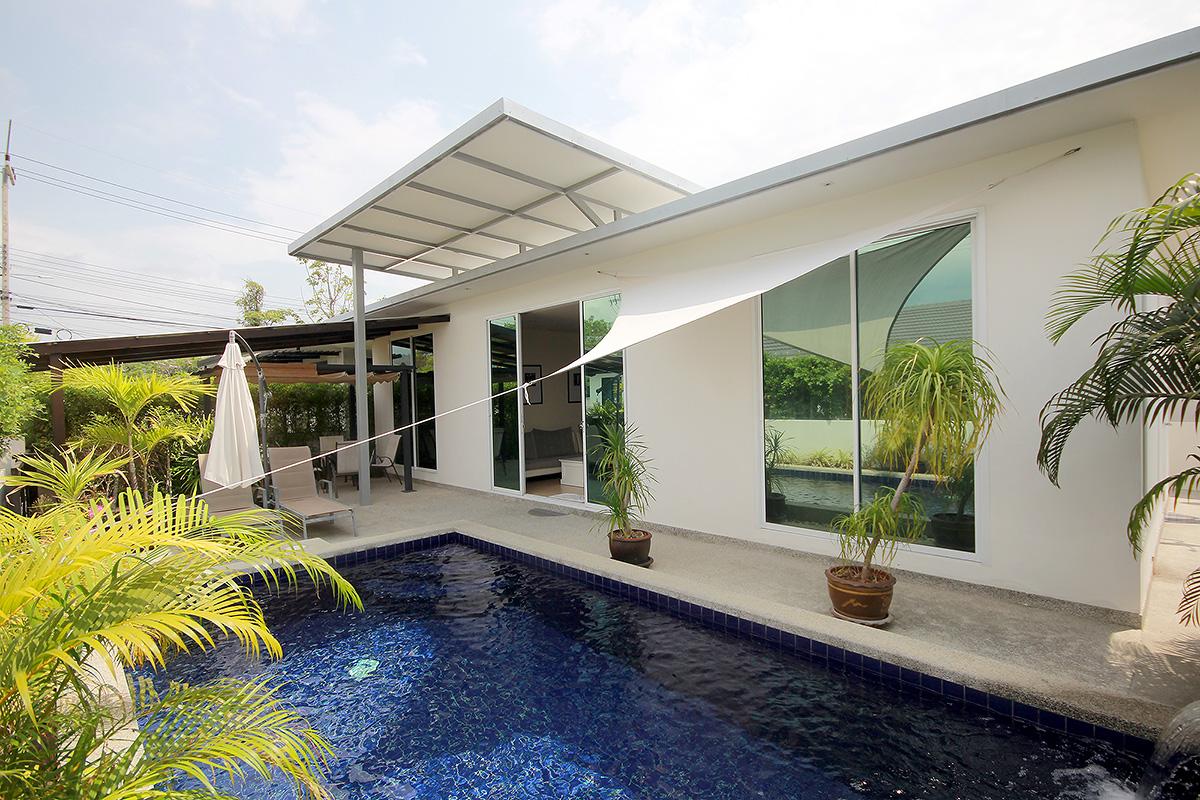 Pool Villa at Mil Pool Hua Hin Soi 102