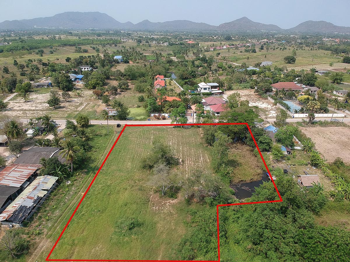 5 Rai of Land for Sale Hua Hin Soi 70