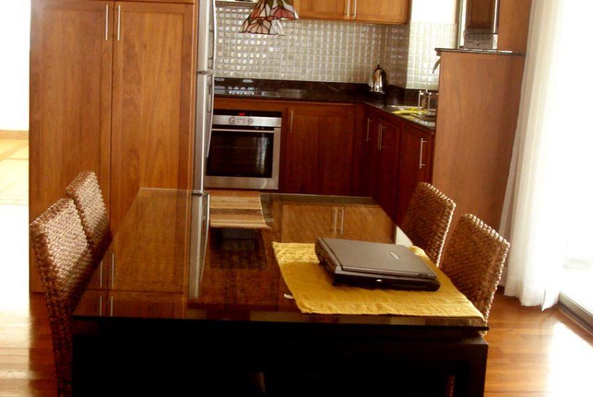 Condo Dining-Kitchen