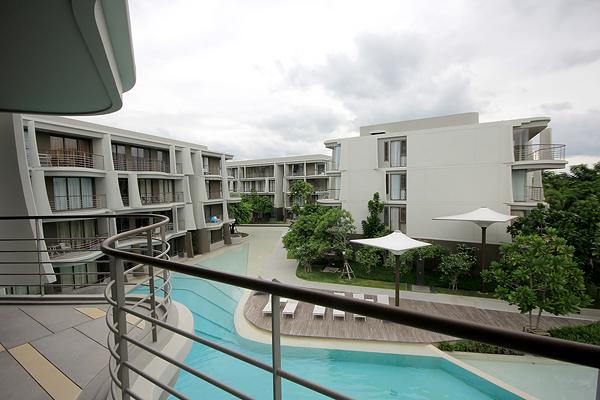 Baan Sankram Condominium 2 Bedroom for Rent