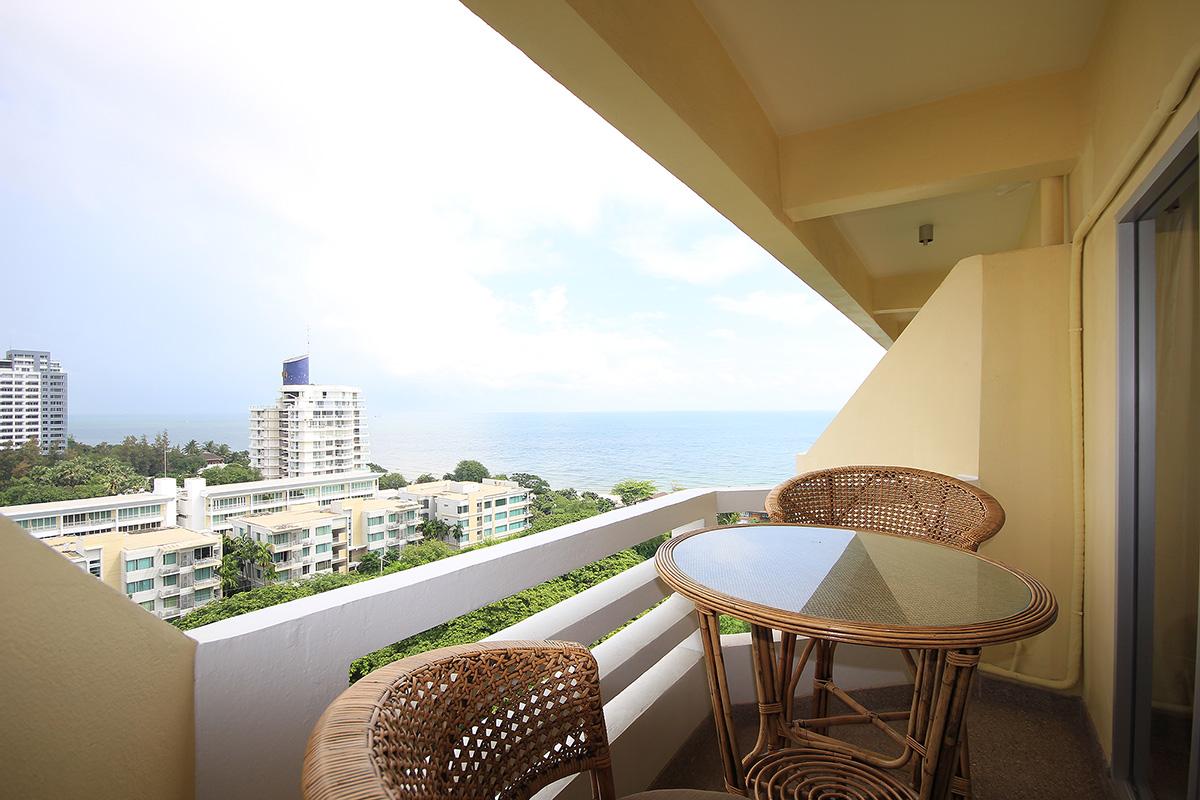 Sea View Condominium for Rent
