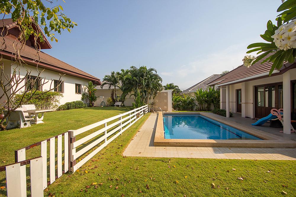 High Quality Pool Villa for Rent Hua Hin Soi 88