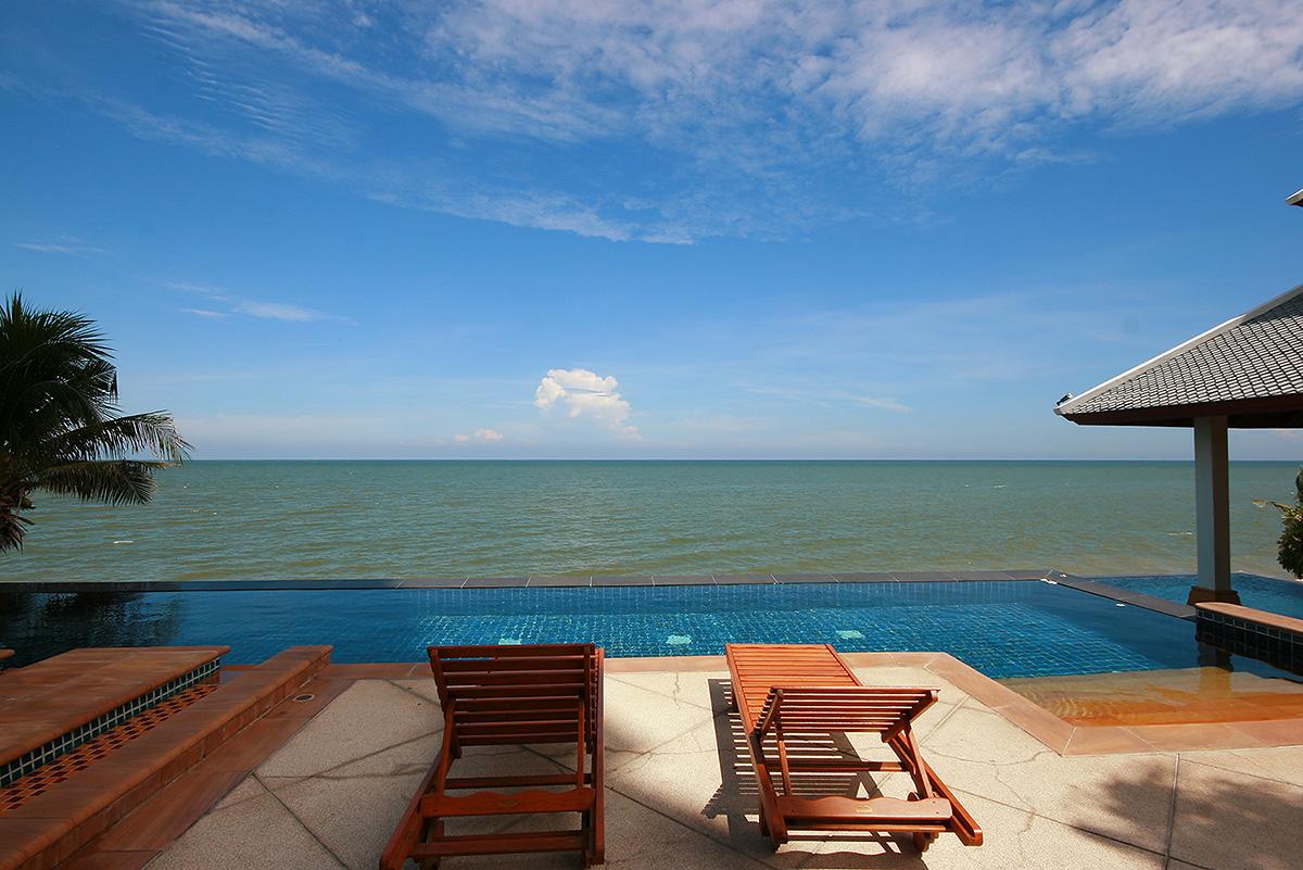 Condominium in Hua Hin for Sale-Palm Pavilion Sea View