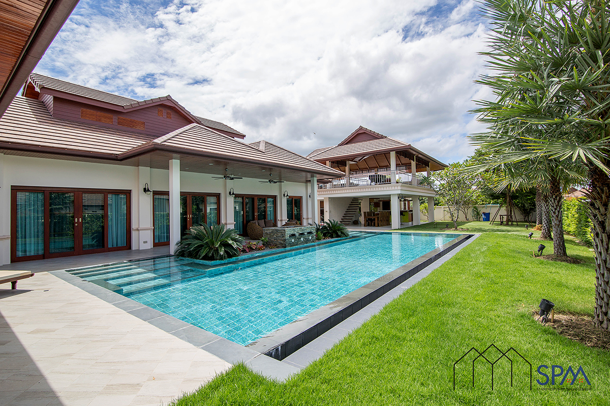 Thai Bali Style Villa with Pool for Rent Hua Hin88