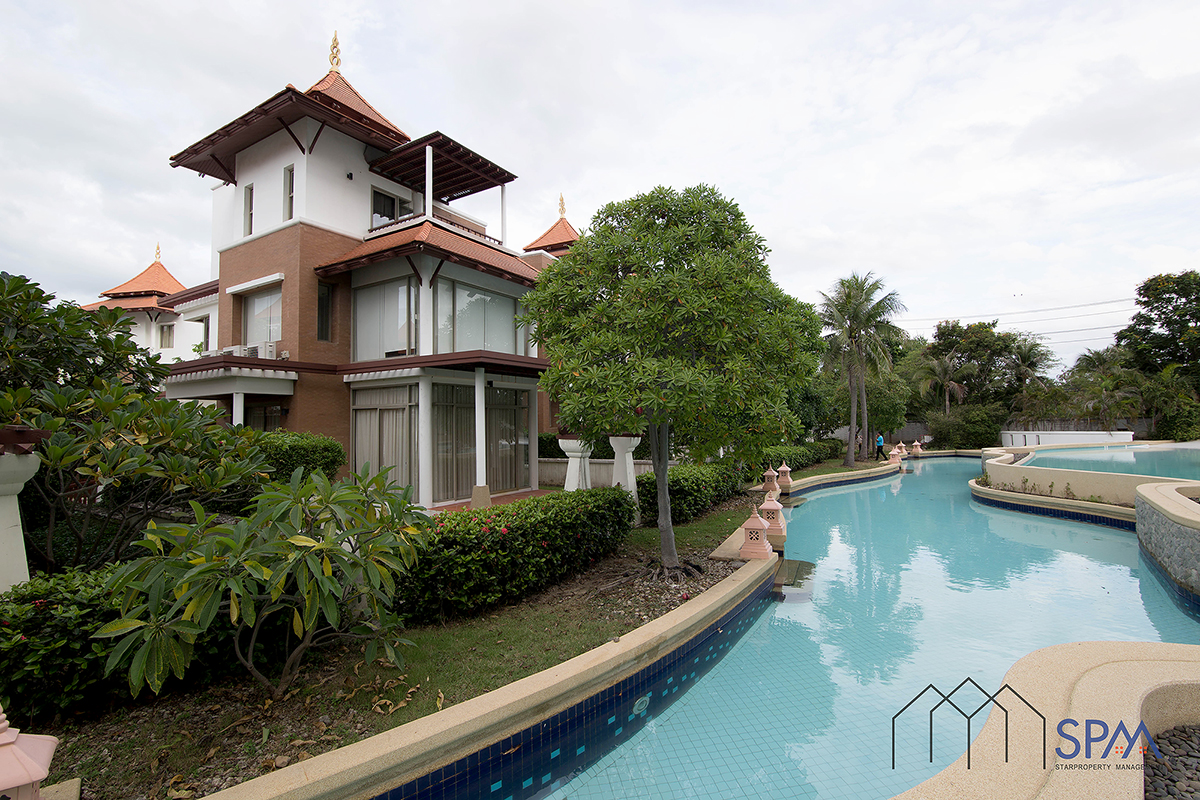 3 Storey House Lagoon 3 at Boat House for Sale