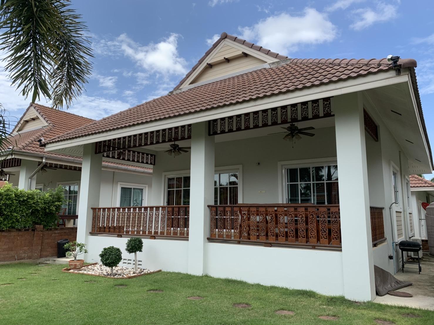Beautiful Villa for Sale Smart House Village Hua Hin Soi 88