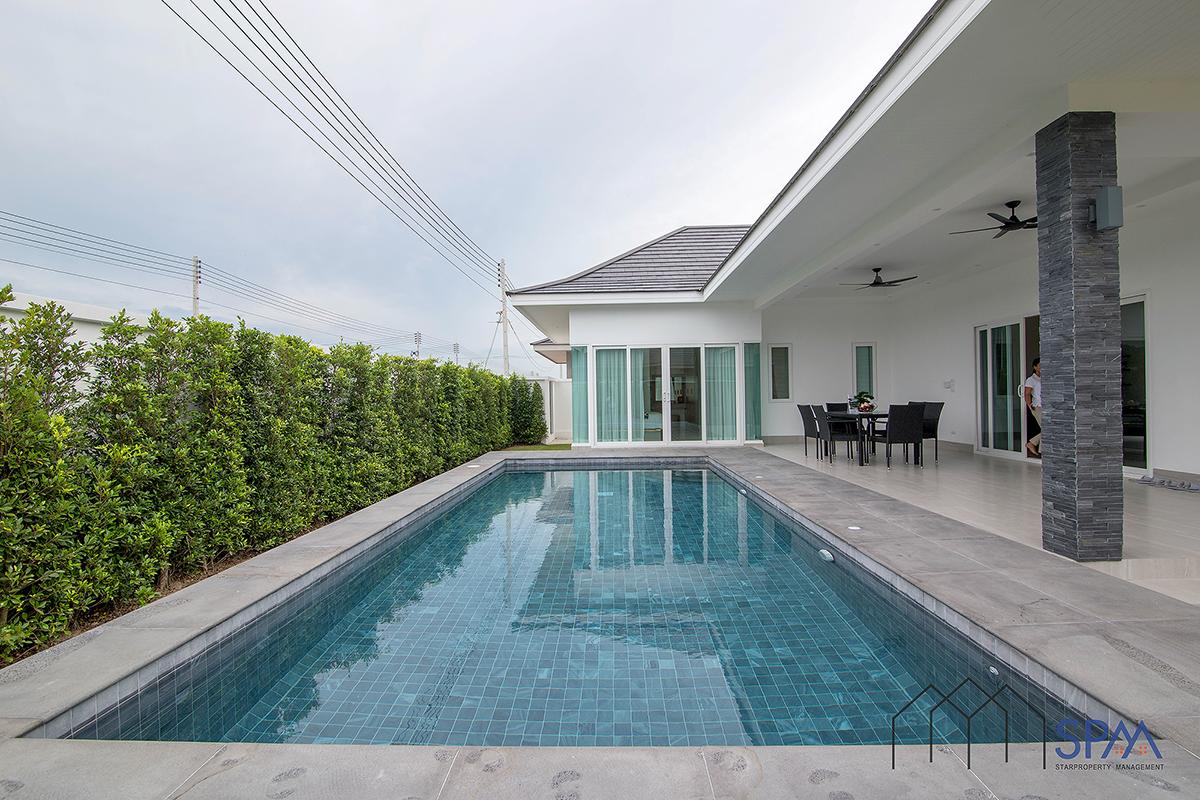 Aria Hua Hin Soi 88 Pool Villa for Rent