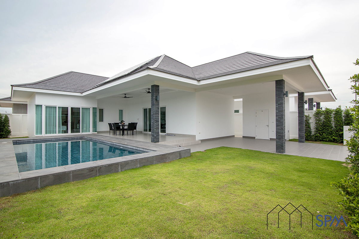 Aria Hua Hin Soi 88 Luxury Pool Villa