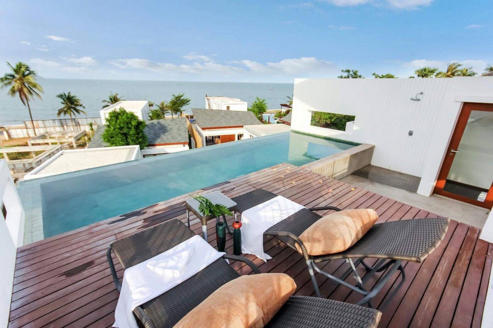 Beautiful Pool Villa Sea View  for Sale at Pran-A-Lux