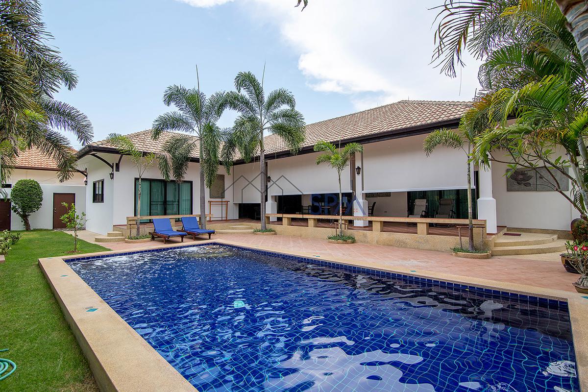 Beautiful Pool Villa at Nature Valley Hua Hin Soi 70