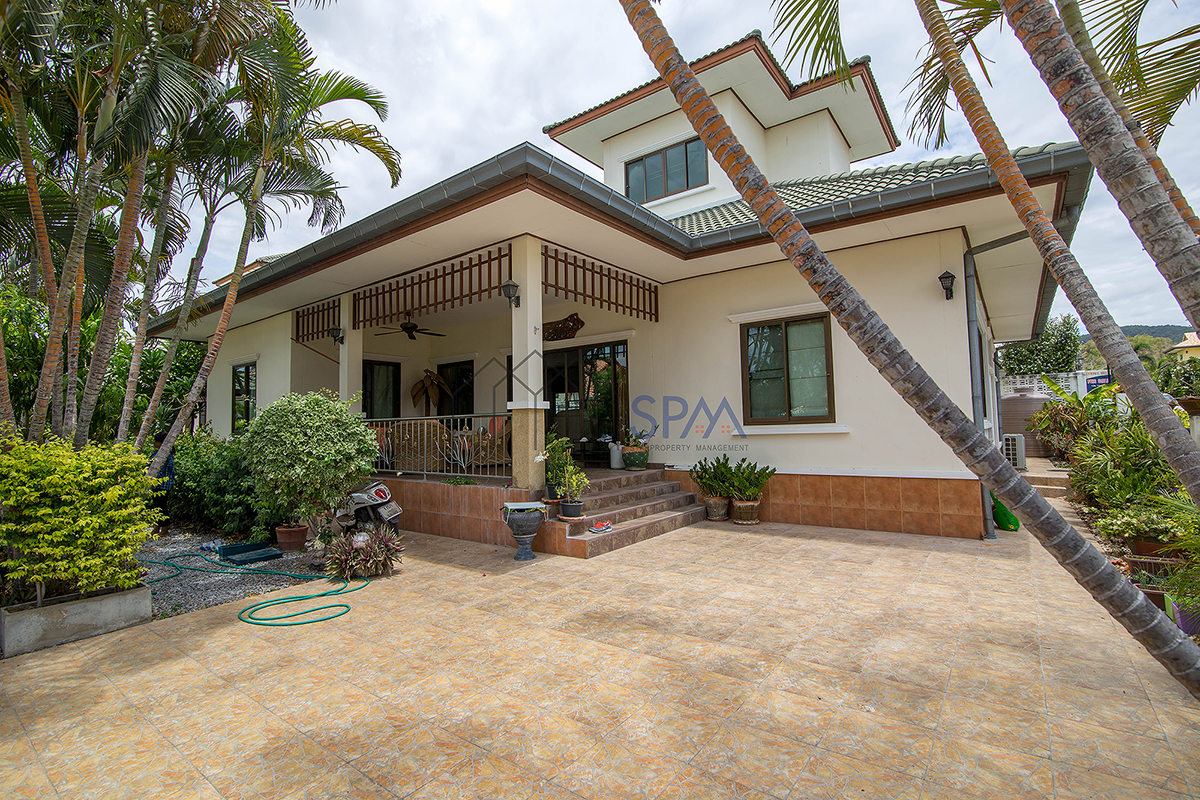 Beautiful House For Sale at Natural hill Hua Hin Soi 6