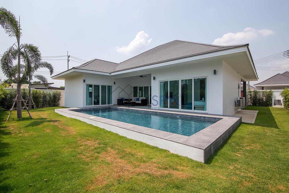 Aria Hua Hin Soi 88 Pool Villa