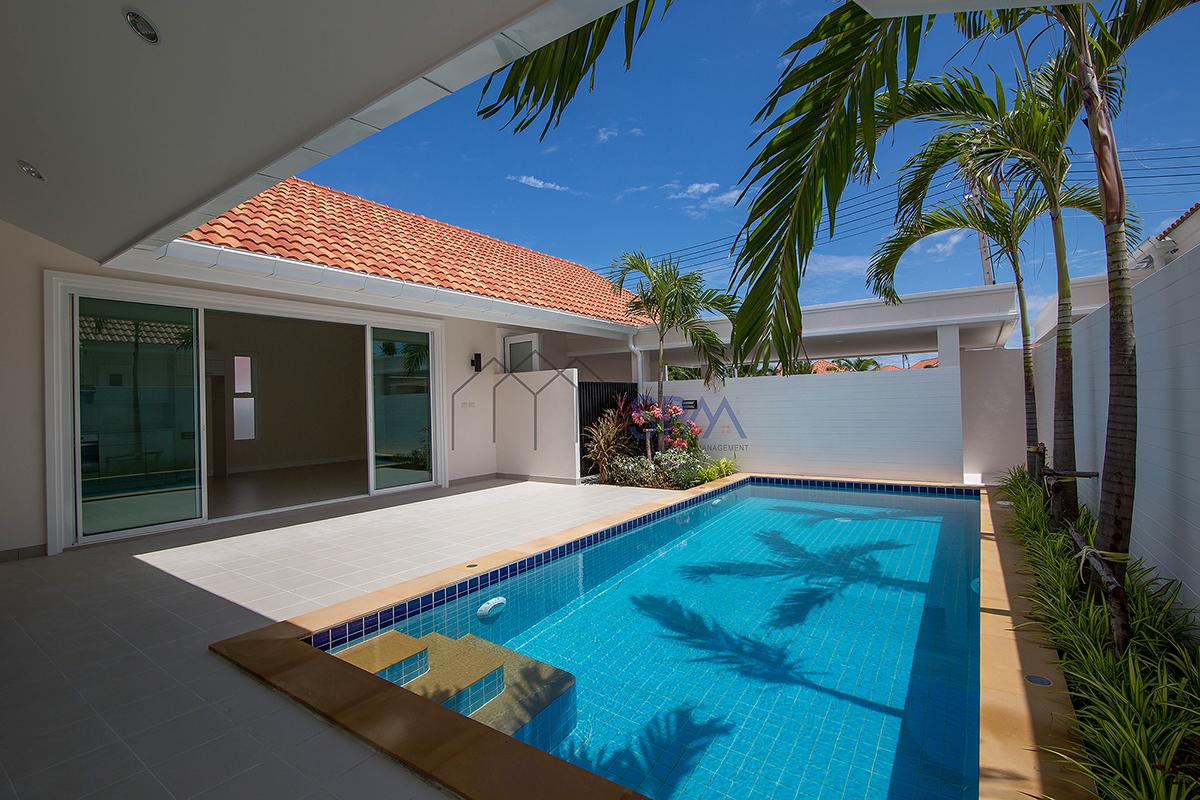 Pool Villa for Sale near Palm Hills Golf Course at Eeden Village