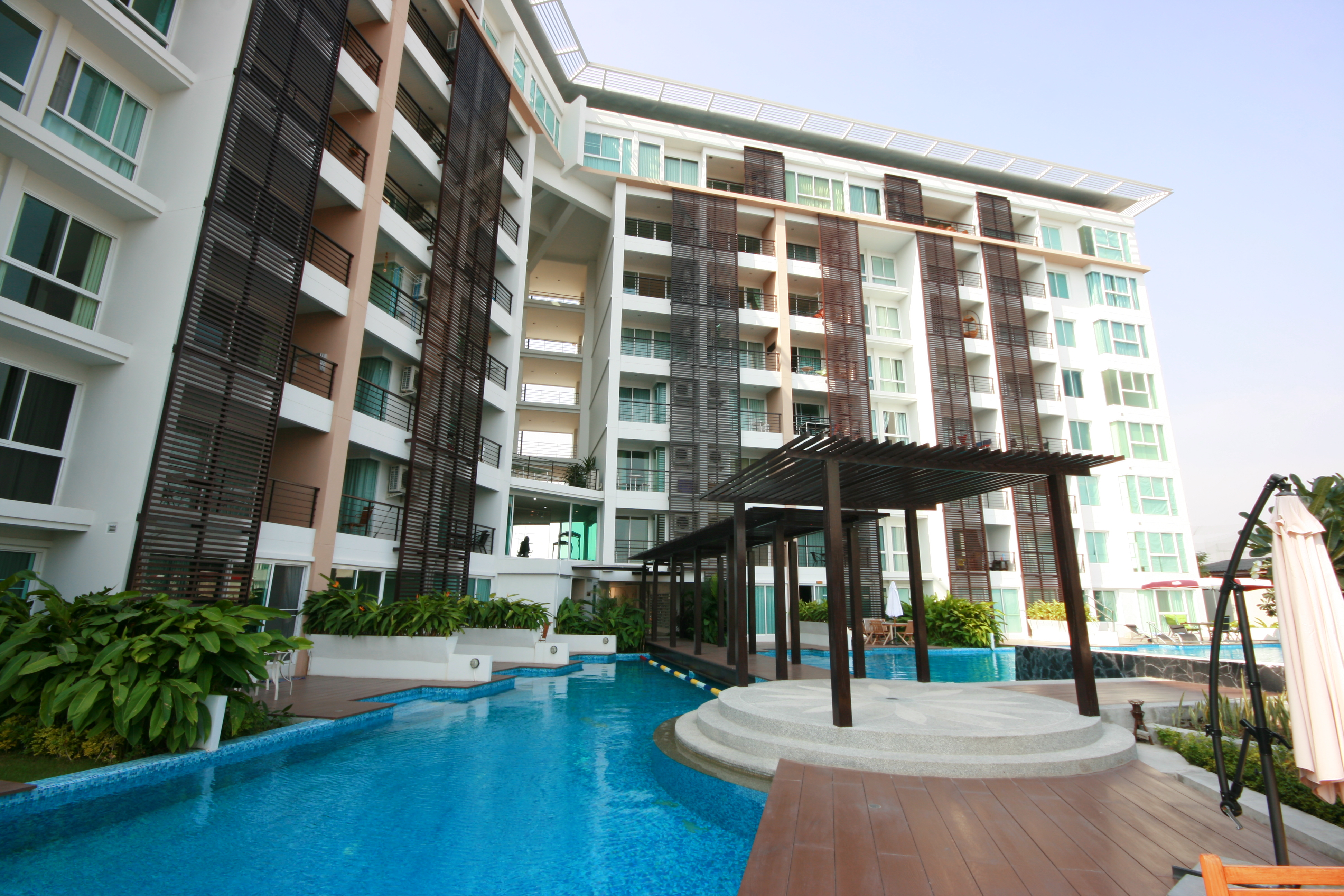 Studio Room at Tira Tiraa Condo in town for Sale