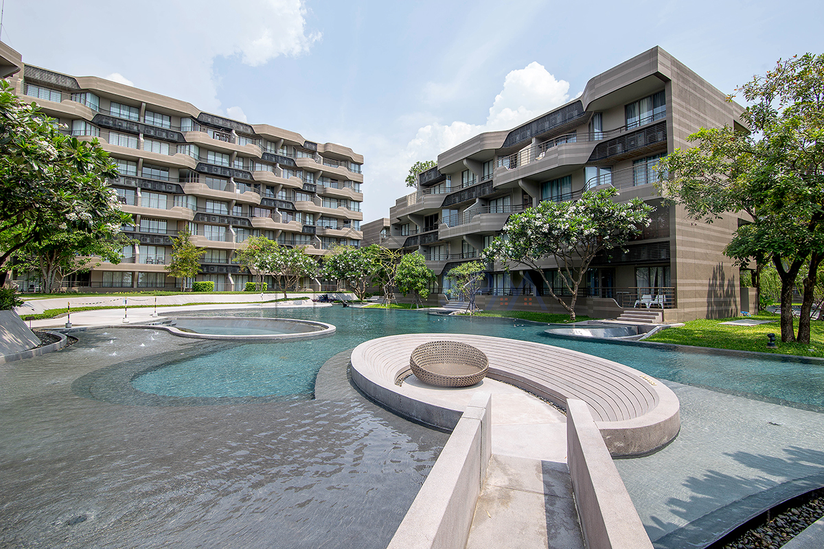 1 bedroom Floor 3 at Baan Sanngam Pool View  for Sale
