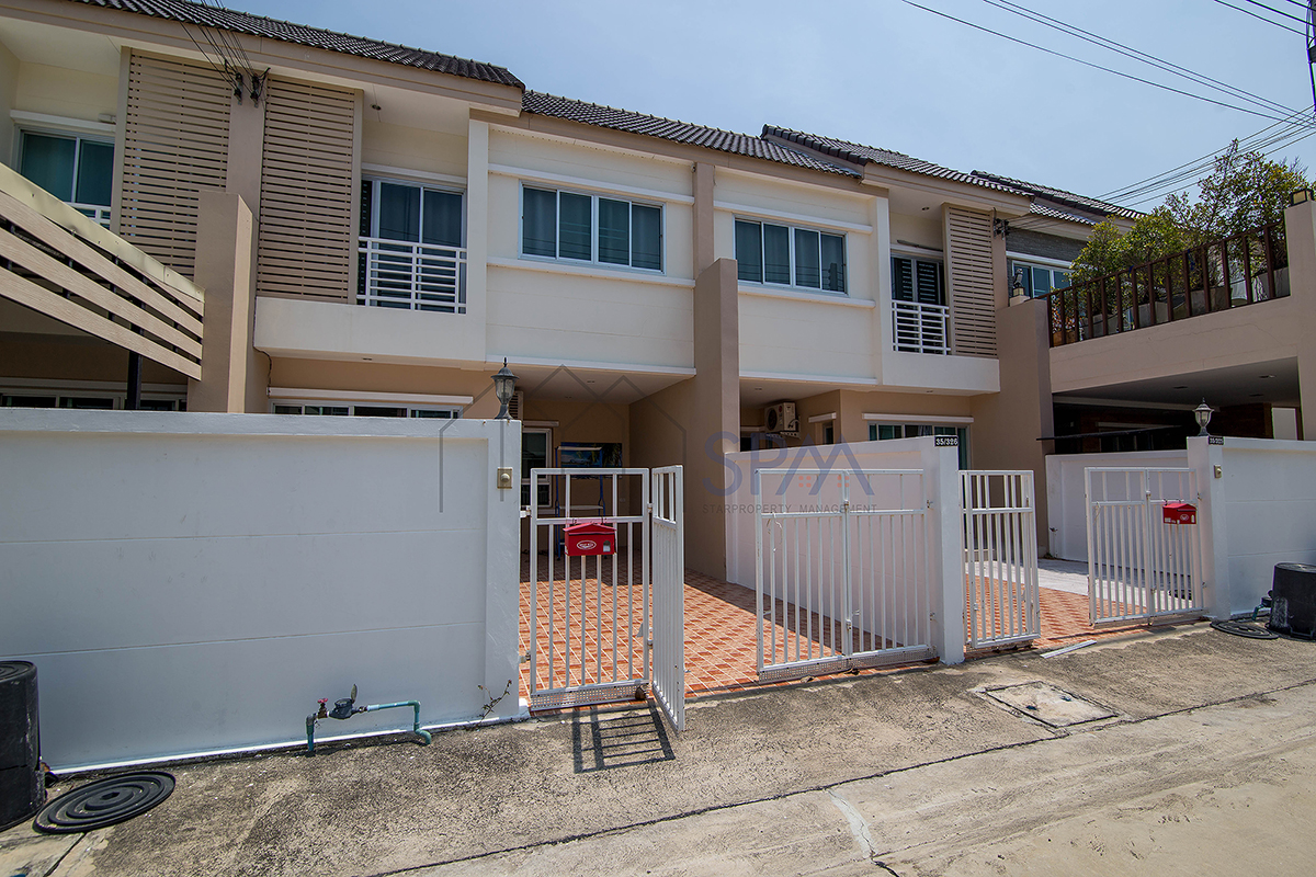 Beautiful Town House for Sale at Glory House 2 Hua Hin Soi 94
