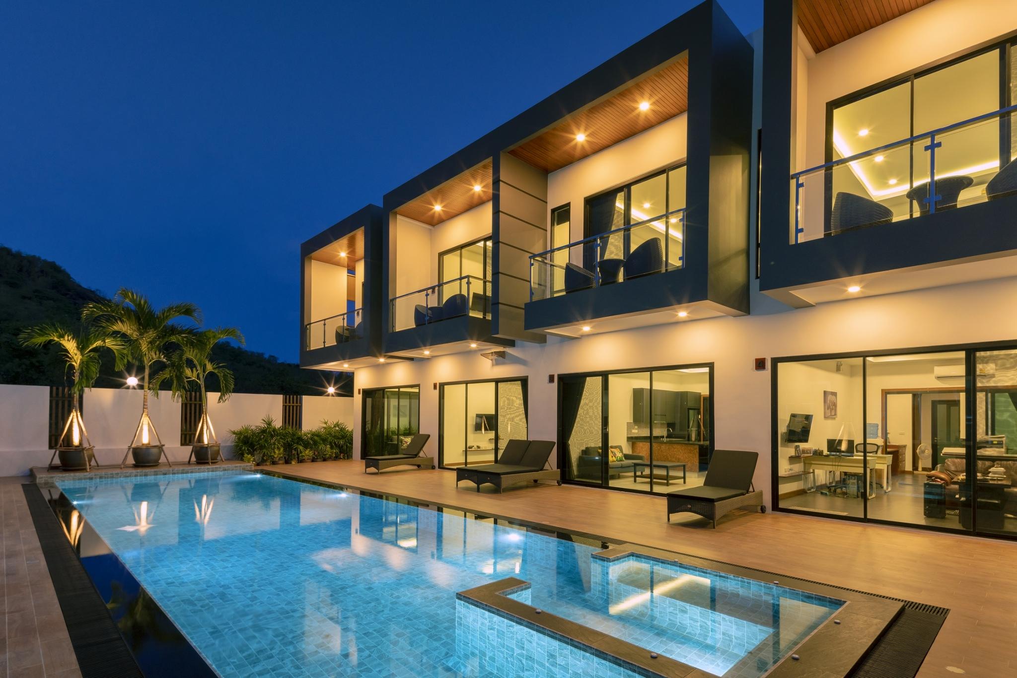 Hillside Hamlet Homes 7 Luxury Apartments for rent