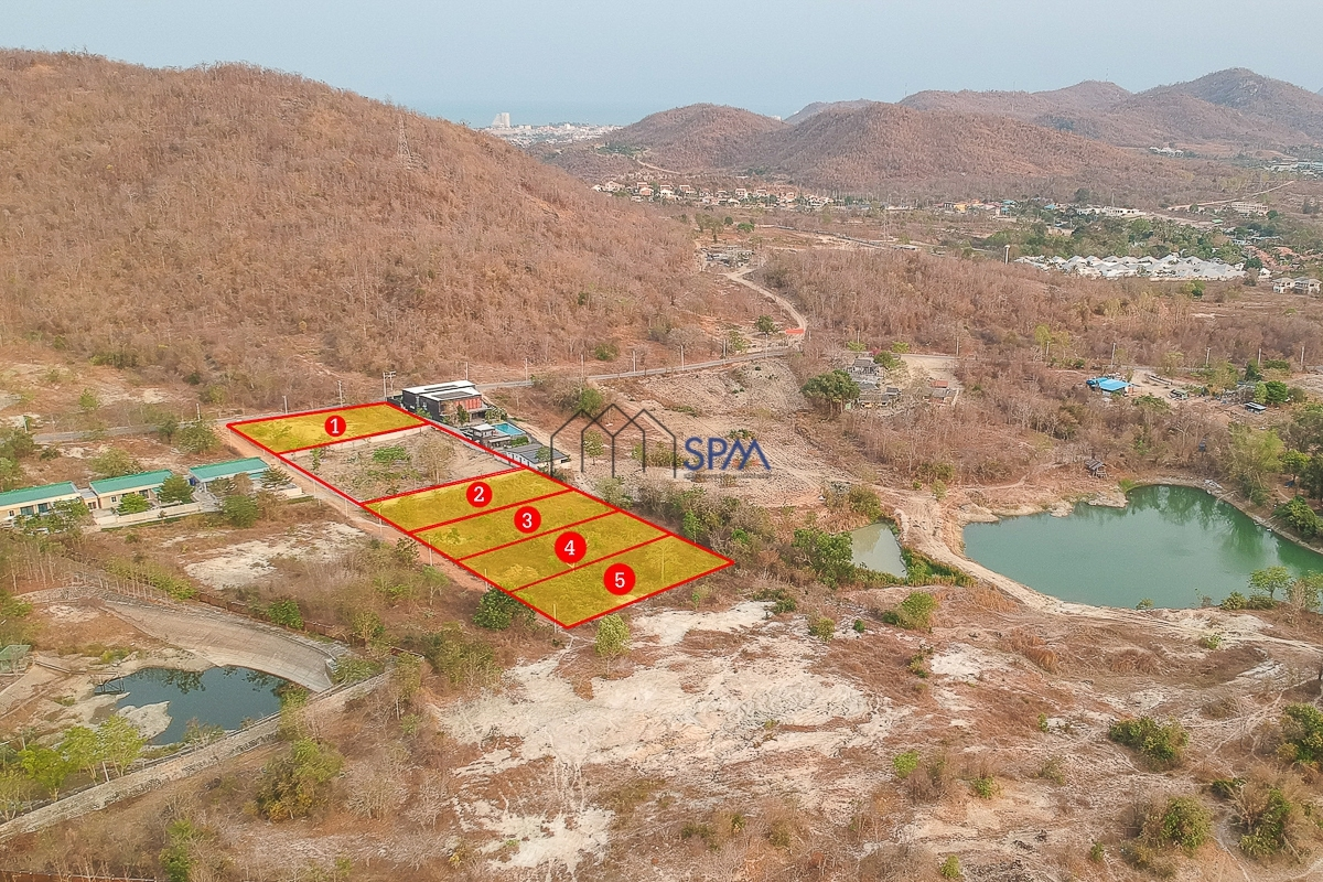 Land for Sale with Beautiful Sunset Hinlekfai