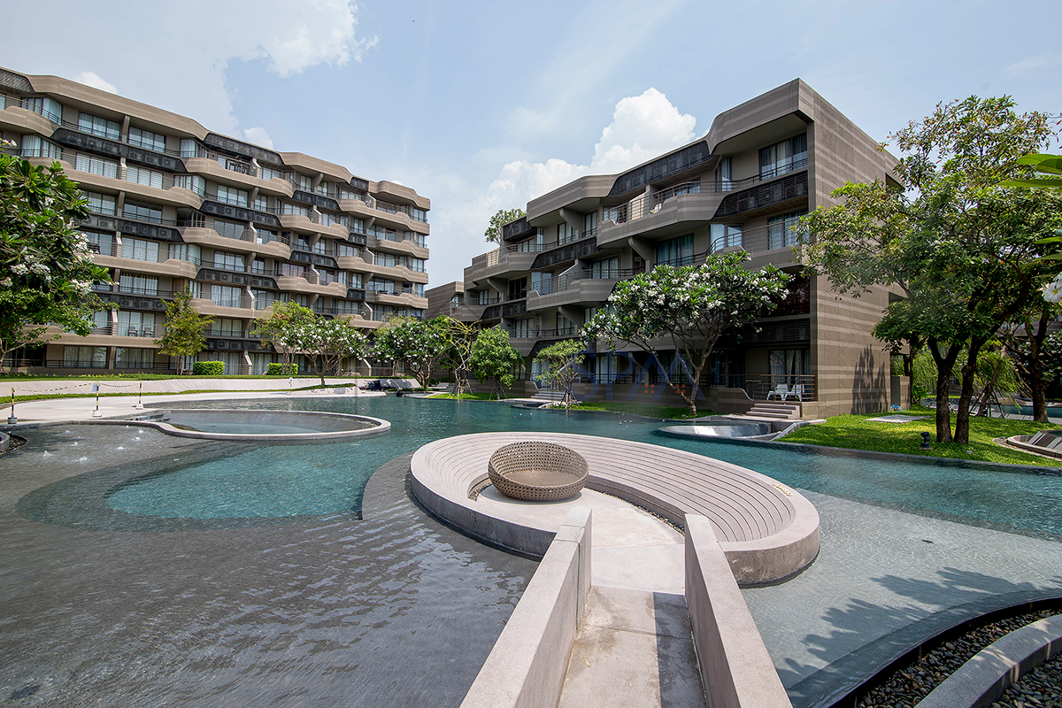 2 bedrooms, Floor 3 at Baan Sanngam for Sale