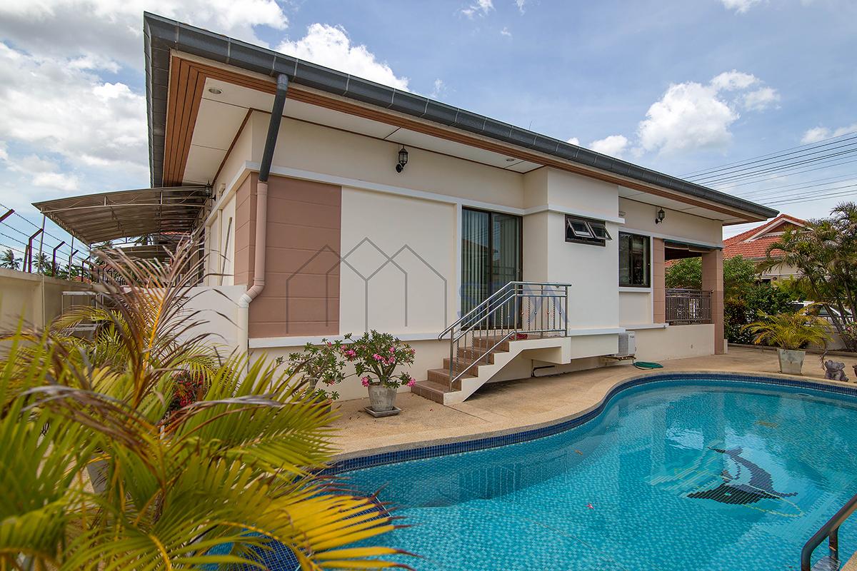Pool Villa for rent at Baan Thai Village 2 Hua Hin Soi 70
