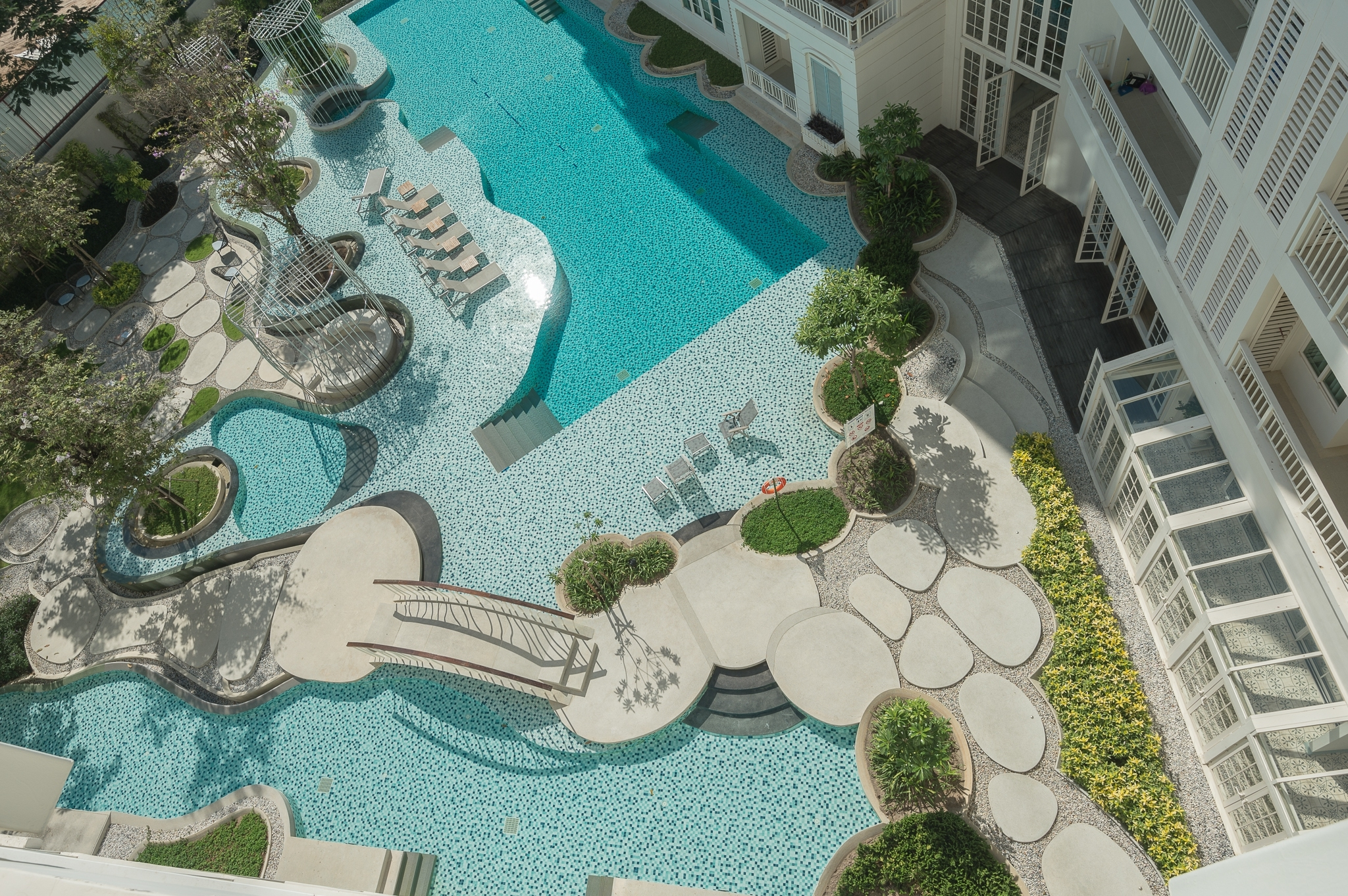 HOT DEAL 2 Bedrooms unit at Summer Hua Hin,Pool View, Floor 6