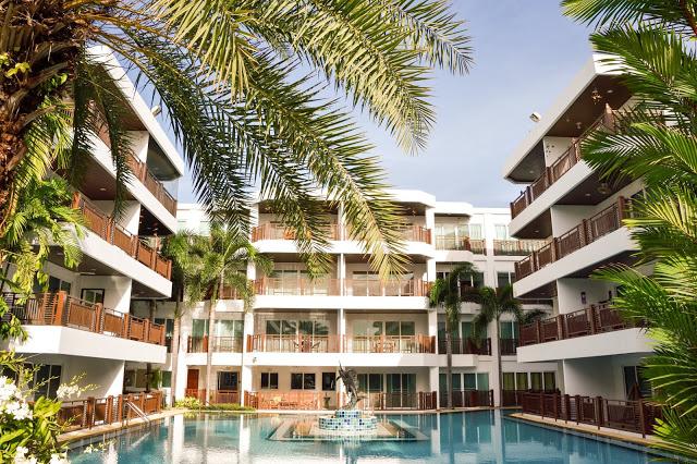 beachfront condo for rent chaam Thailand,huahin