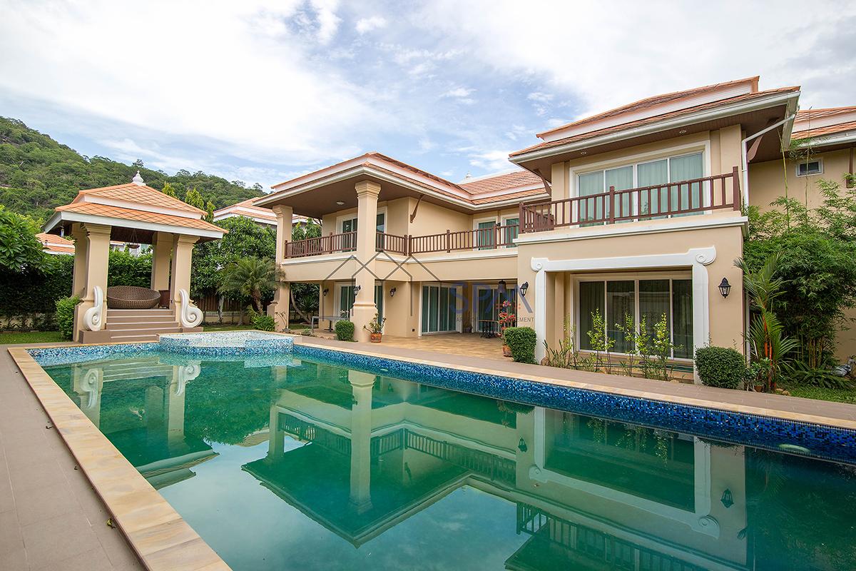 Prestigious Pool Villas  for Sale at Royal Mountain Villas Hua Hin Soi 101