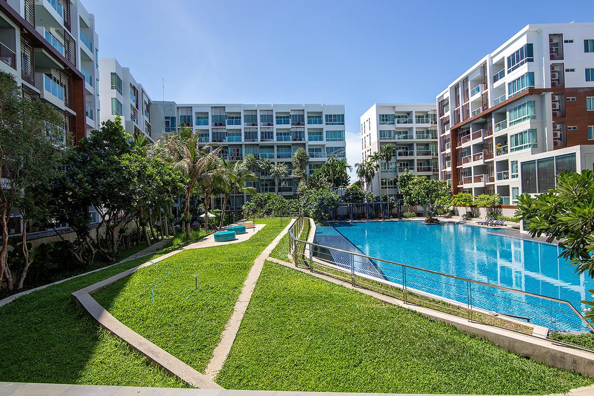 Beautiful 2 Bedrooms Unit at Sea Craze for Rent