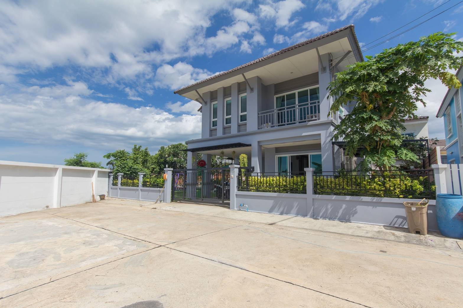 Two Storey House with Private pool  for Sale at Glory House Hua Hin Soi 94