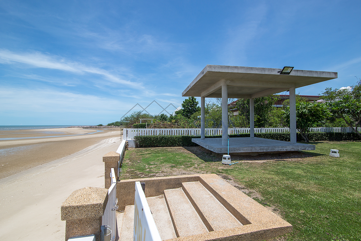House On The Beach for Sale at Cha Am