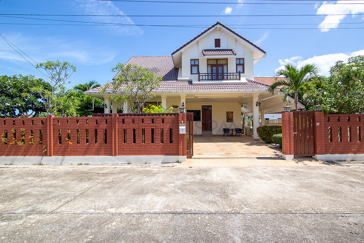 House for Sale at Tropical Sea View Pranburi