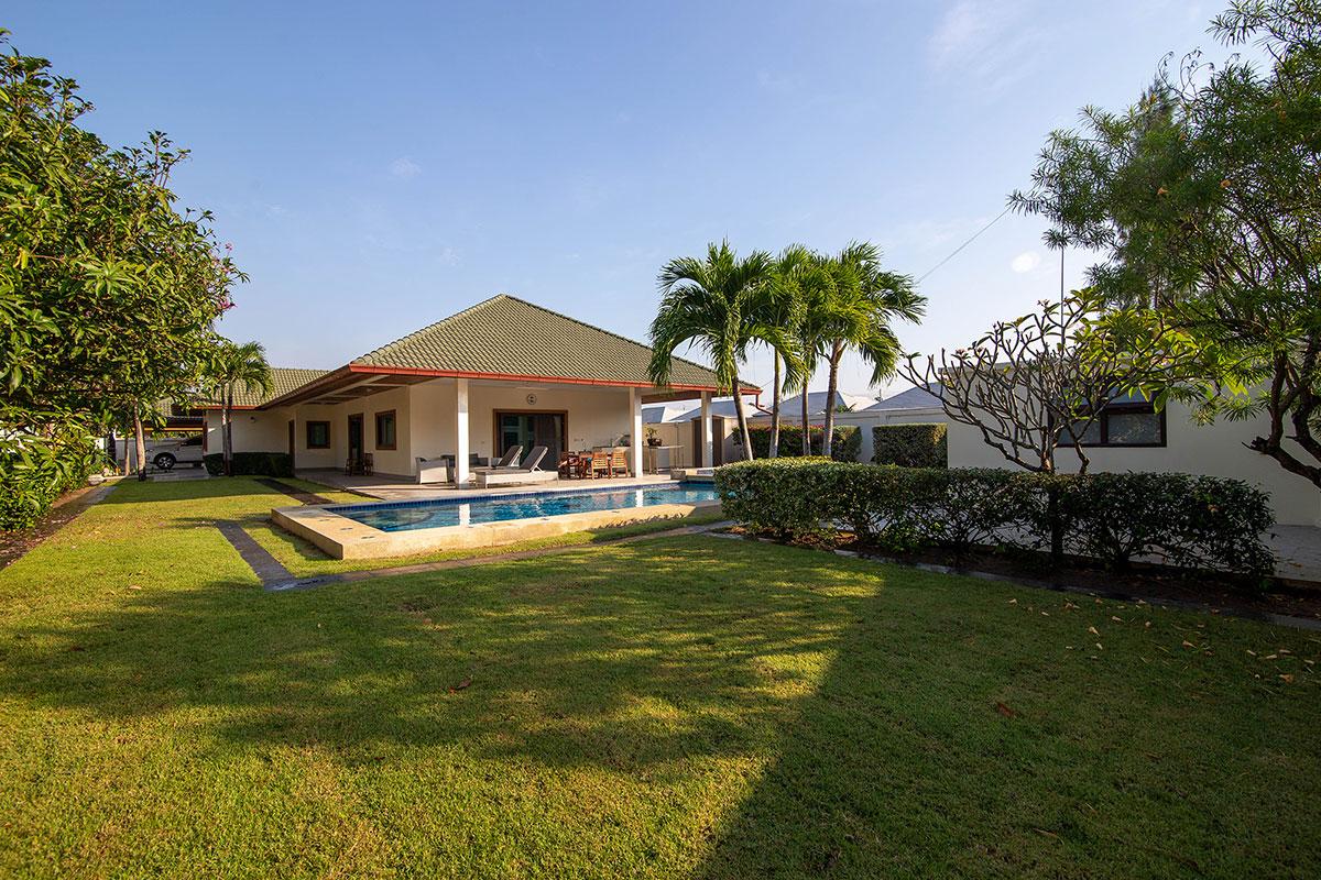 Pool Villa For Sale at Coconut Garden 1 Hua Hin Soi 70