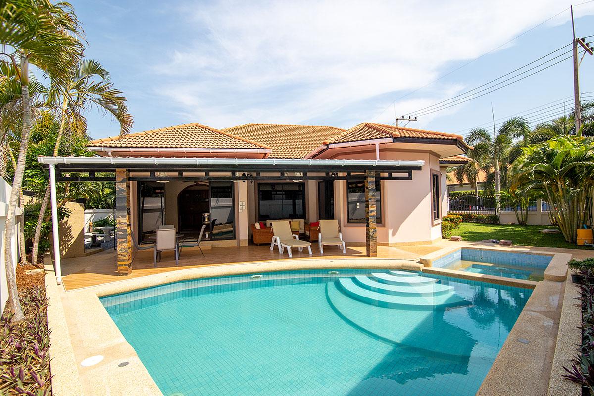 Pool Villa For sale at Orchid Villa Hua Hin Soi 114