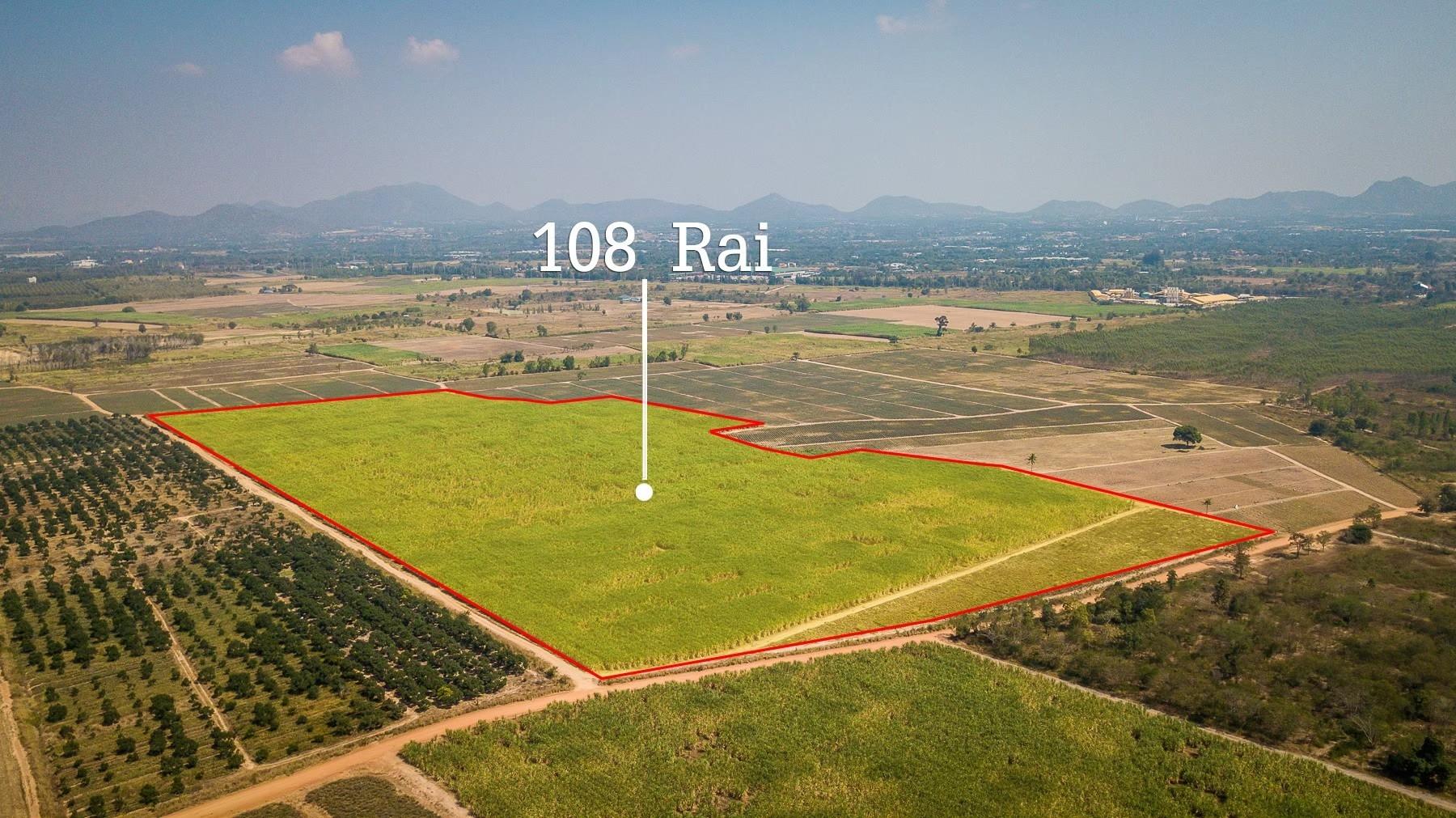 108 Rai of Land for Sale