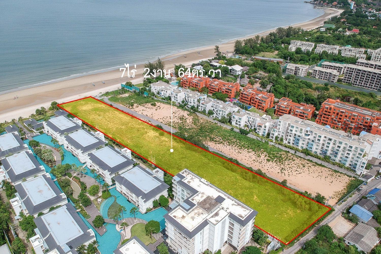 Beach Land for Sale, Hua Hin-Khao Tao