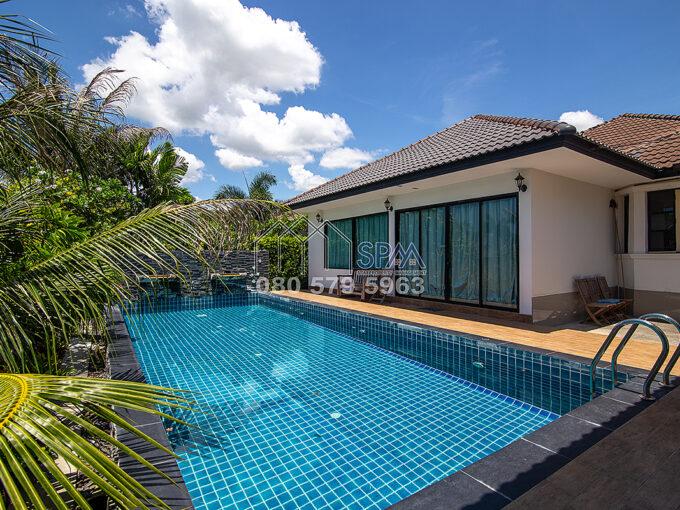 Beautiful Pool Villa at Laguna Hua Hin Soi 102 for Rent