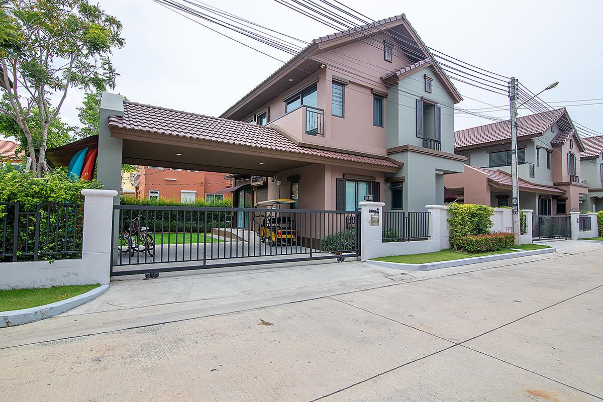 Villa for rent at  Boulevard Tuscany Cha Am-Hua Hin