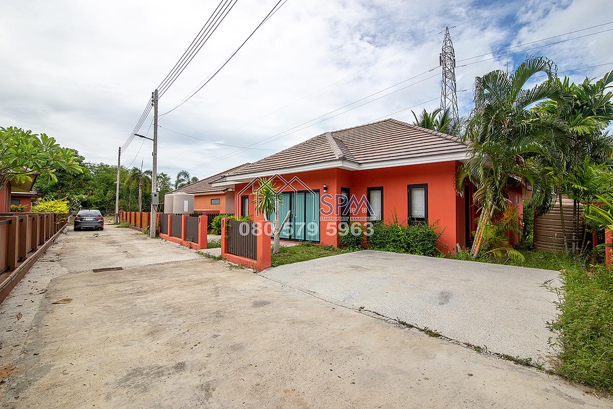 Pool Villa for Sale at Hua Hin Soi 6