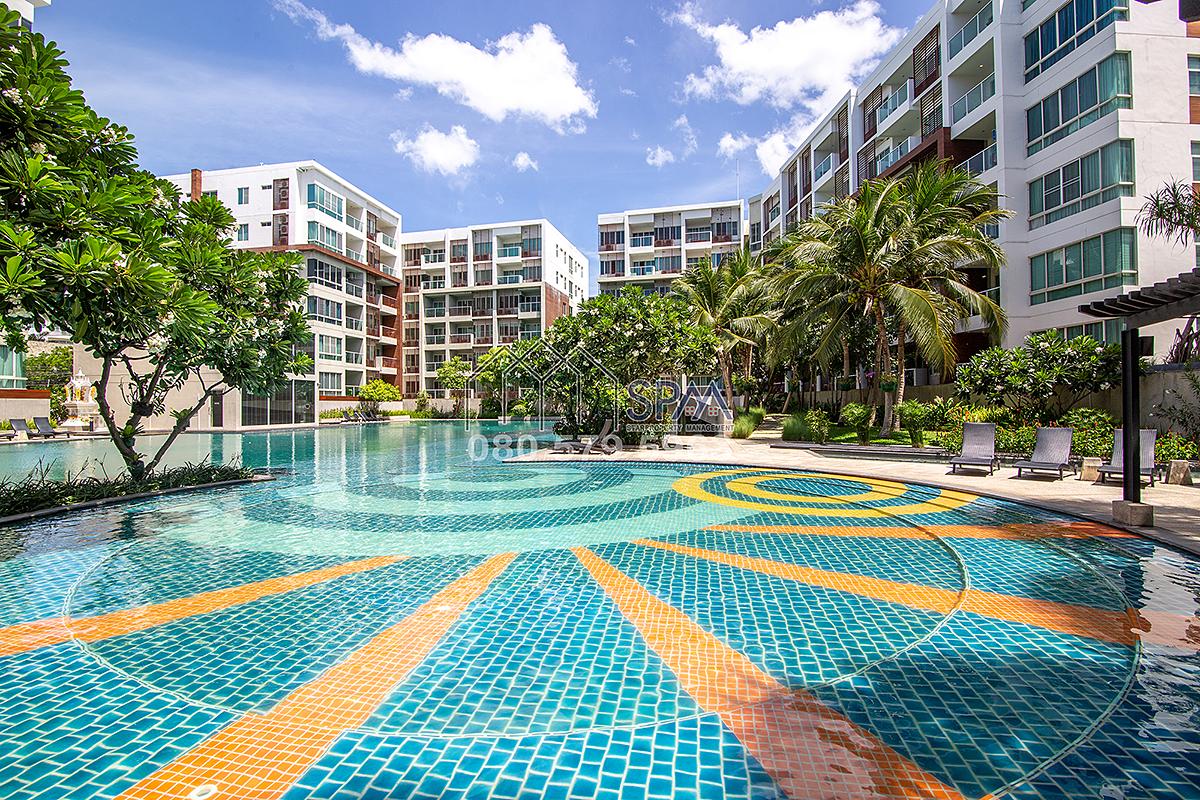 HOT DEAL 2 Bedrooms unit at Seacraze Hua Hin for Sale 4.3 Million Baht