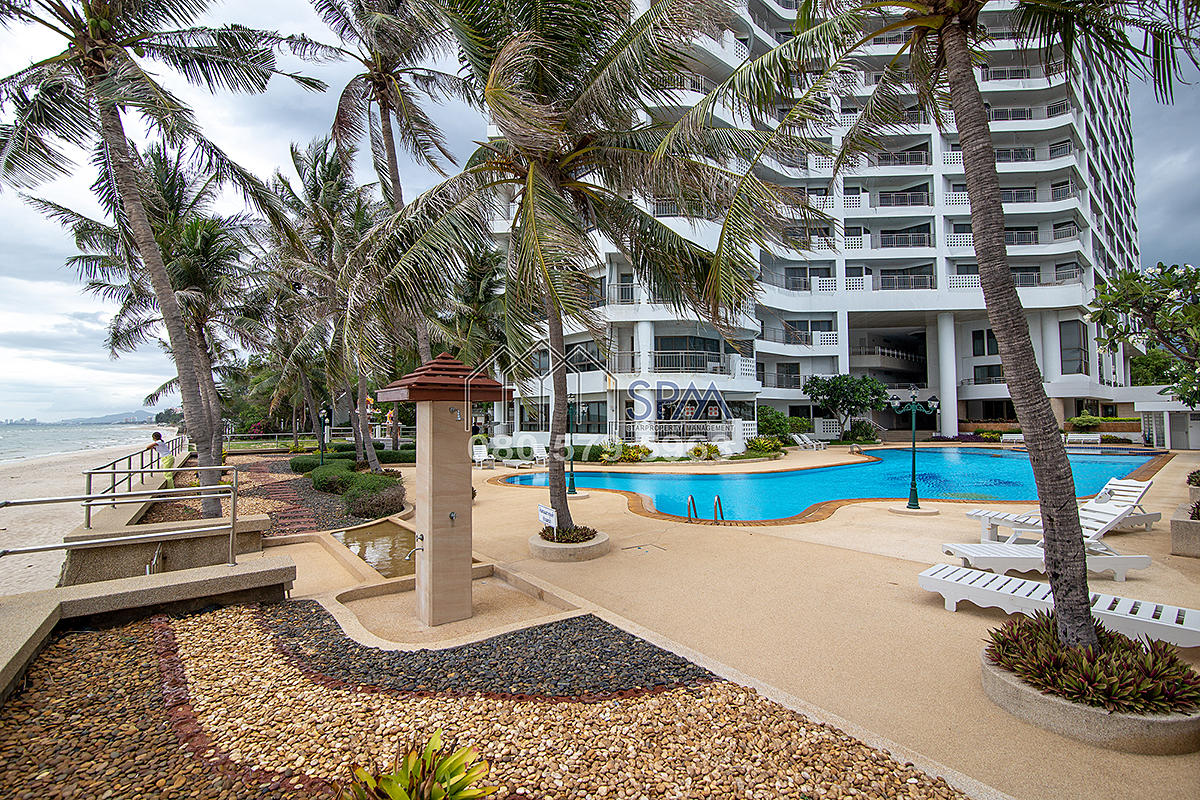 2 Beds Unit on The Beach for Sale at Baan Rabiangchan Condominium